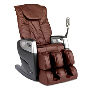 Cozzia 16018 Feel Good Series Shiatsu Massage Chair