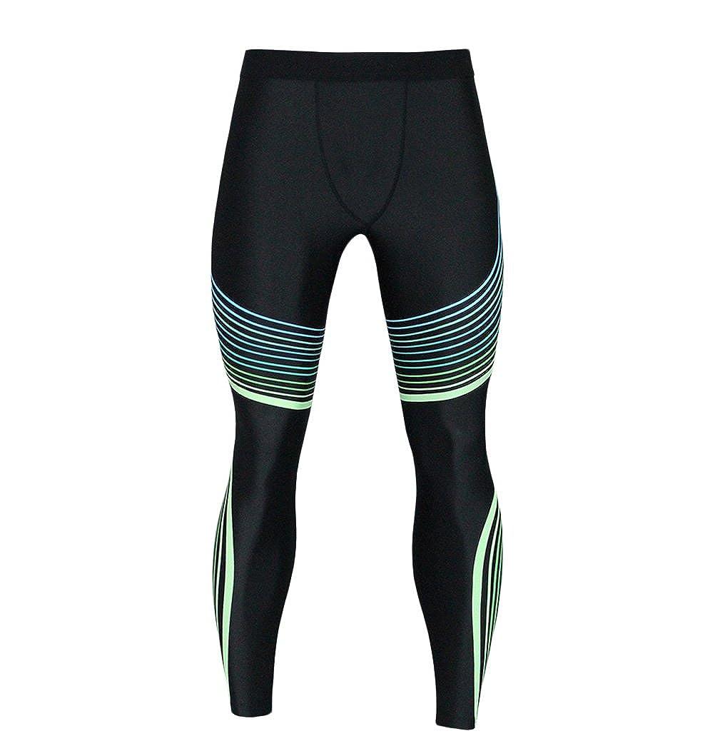BOLAWOO Hosen Herren Hipster Freizeit Outdoor Sport Training Running Fitness Yogahose Kompression Schnelltrocknend Leggins Radlerhose Jogginghose