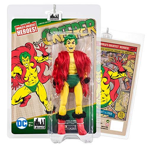 Figures Toy Company DC Comics Retro 8 Inch Action Figure Series: The Creeper