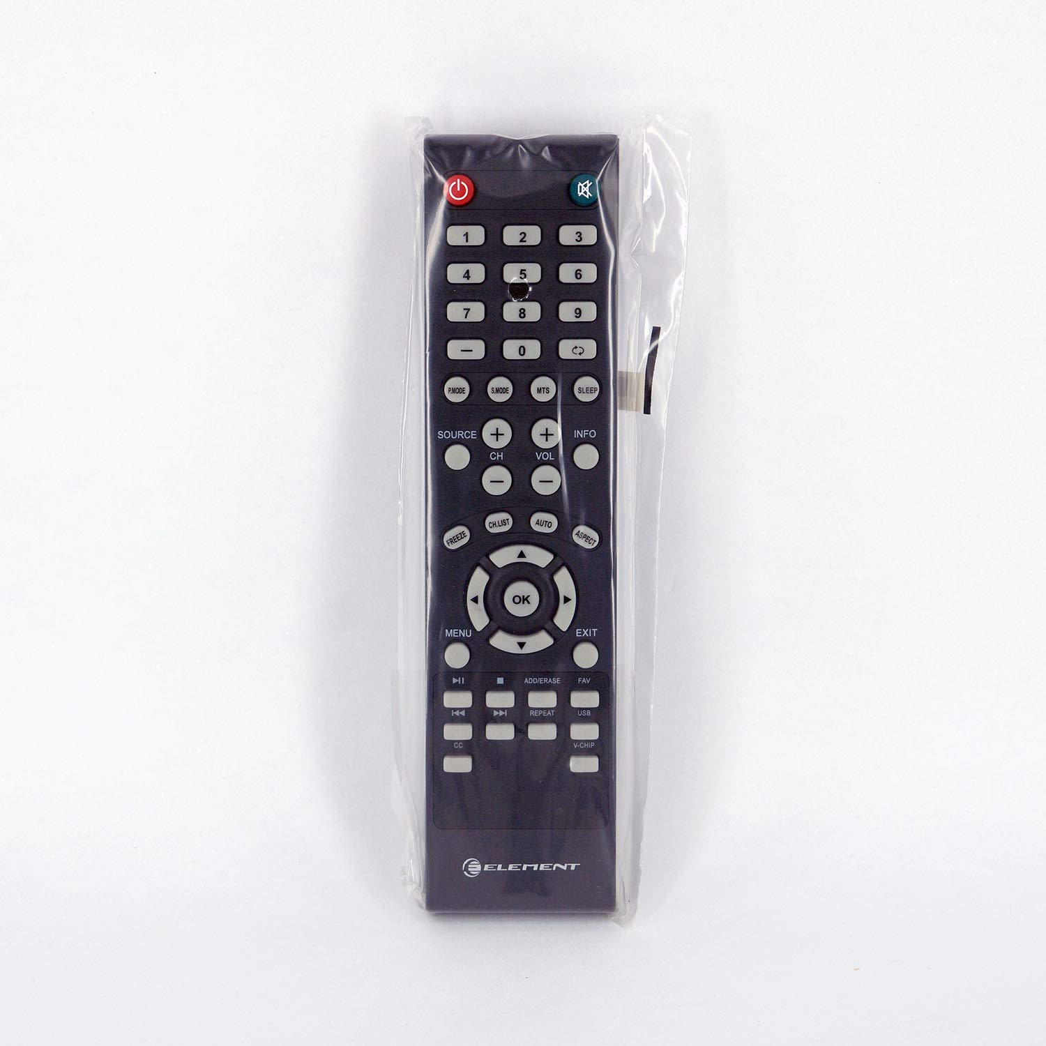 Control Remoto Element Tv JX8036A Version 2
