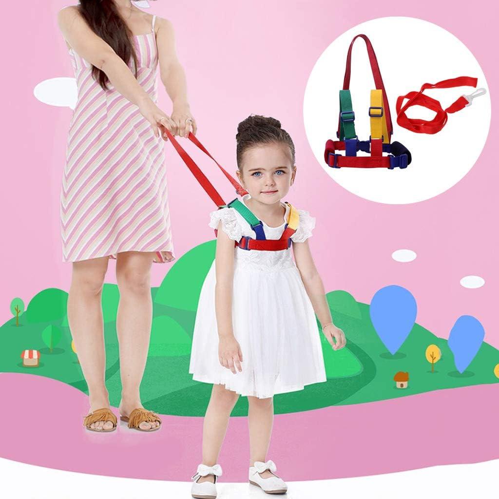 Sicherheitsgeschirr f/ür Kinder f/ür Kinder von 1 bis 10 Jahren Armband mit Leine Yanhonin Baby Band Anti-Verlust rutschfest
