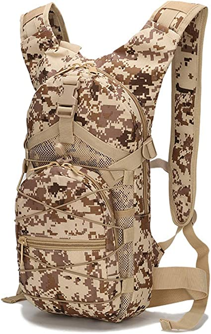 Greenpromise 15L Molle Tactical Mochila 800D Oxford Militar ...