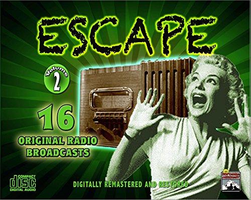 Read Online Escape - Vol. 2 - (Old Time Radio) [Audio Cd] pdf