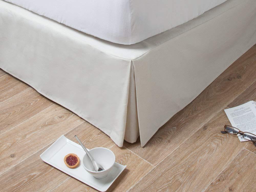 Delamaison Cache sommier metis Lin/Coton Lin 180x200cm Hide DLM Design