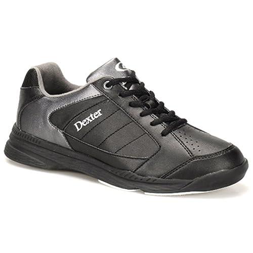 Dexter Men's Ricky IV Wide Bowling Shoes, Black/Alloy, ...