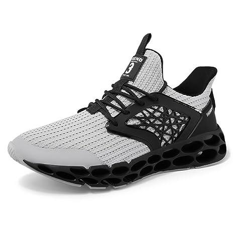 Scarpe da uomo in maglia primavera estate 2018 nuove scarpe da ginnastica  traspiranti ac7f566f0ce