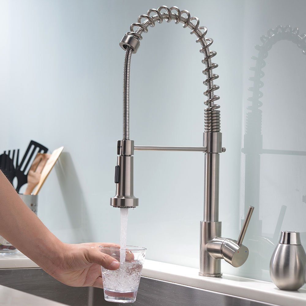 Awesome Dripping Kitchen Faucet Photo - Modern Kitchen Set ...