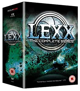Lexx - The Complete Series [DVD] [1997] [Reino Unido]