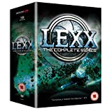 Lexx - The Complete Series