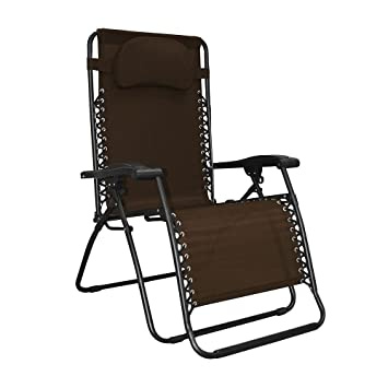 AmazoncomCaravan Sports Infinity Oversized Zero Gravity Chair