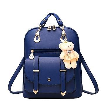 9adf6c2fd1f8 Amazon.com : ❤ Sunbona Schoolbag for Women Shoulder Bag 2019 New ...