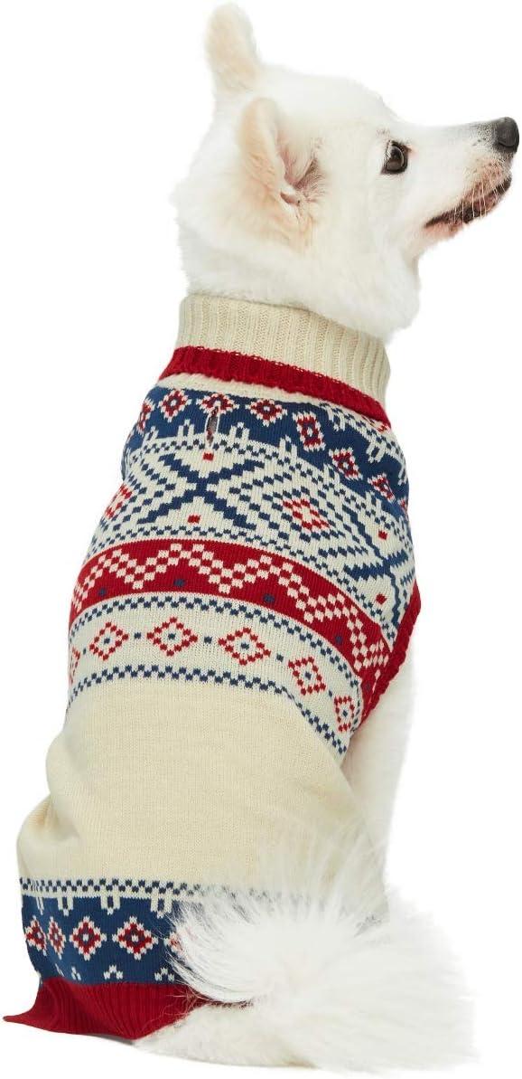 Лучший праздничный свитер для собаки