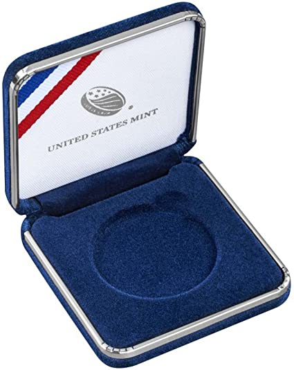 American US Silver Eagles Coin Storage Display Presentation Case Collection