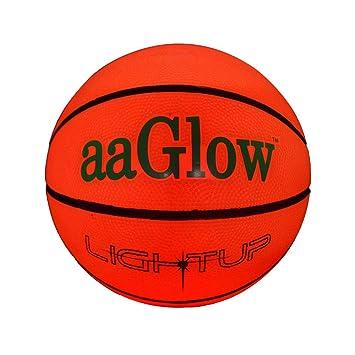 lulalula - Balón de fútbol con luz LED, tamaño Completo, Brilla en ...