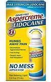 Aspercreme 4% Lidocaine No Mess Applicator, 2.5 Ounce (Pack of 3)