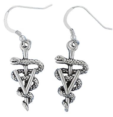 Craft Kits Steel Hypoallergenic Gecko Pattern Width Women Girls Men Studs Earrings