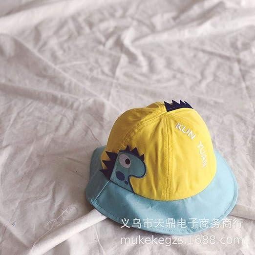 zhuzhuwen Pequeño Dinosaurio Lindo para Colorear Sombrero de ...
