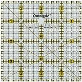 Omnigrid R4G 4-Inch by 4-Inch Grid Ruler