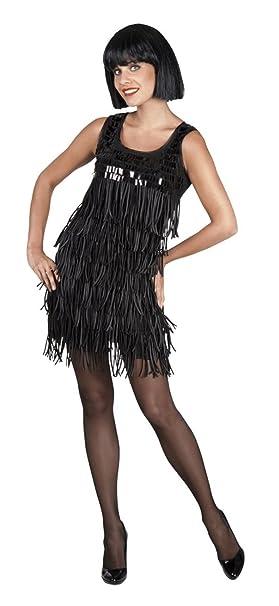 Desconocido Disfraz de charlestón para mujer: Amazon.es: Juguetes ...