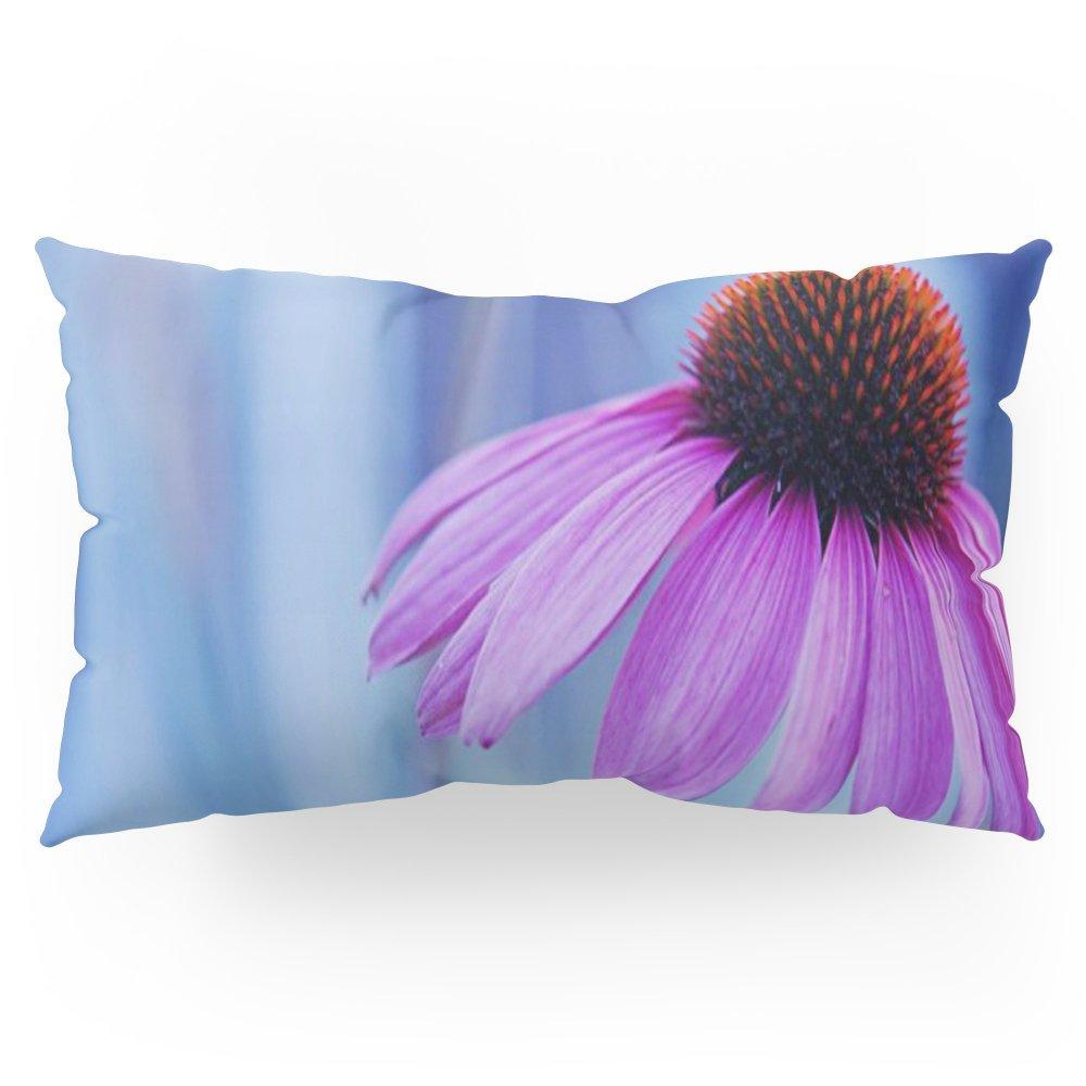 Society6 Cone Flower , Cone Flower Games, Cone Flower Blanket, Cone Flower Duvet Cover, Pillow Sham King (20'' x 36'') Set of 2