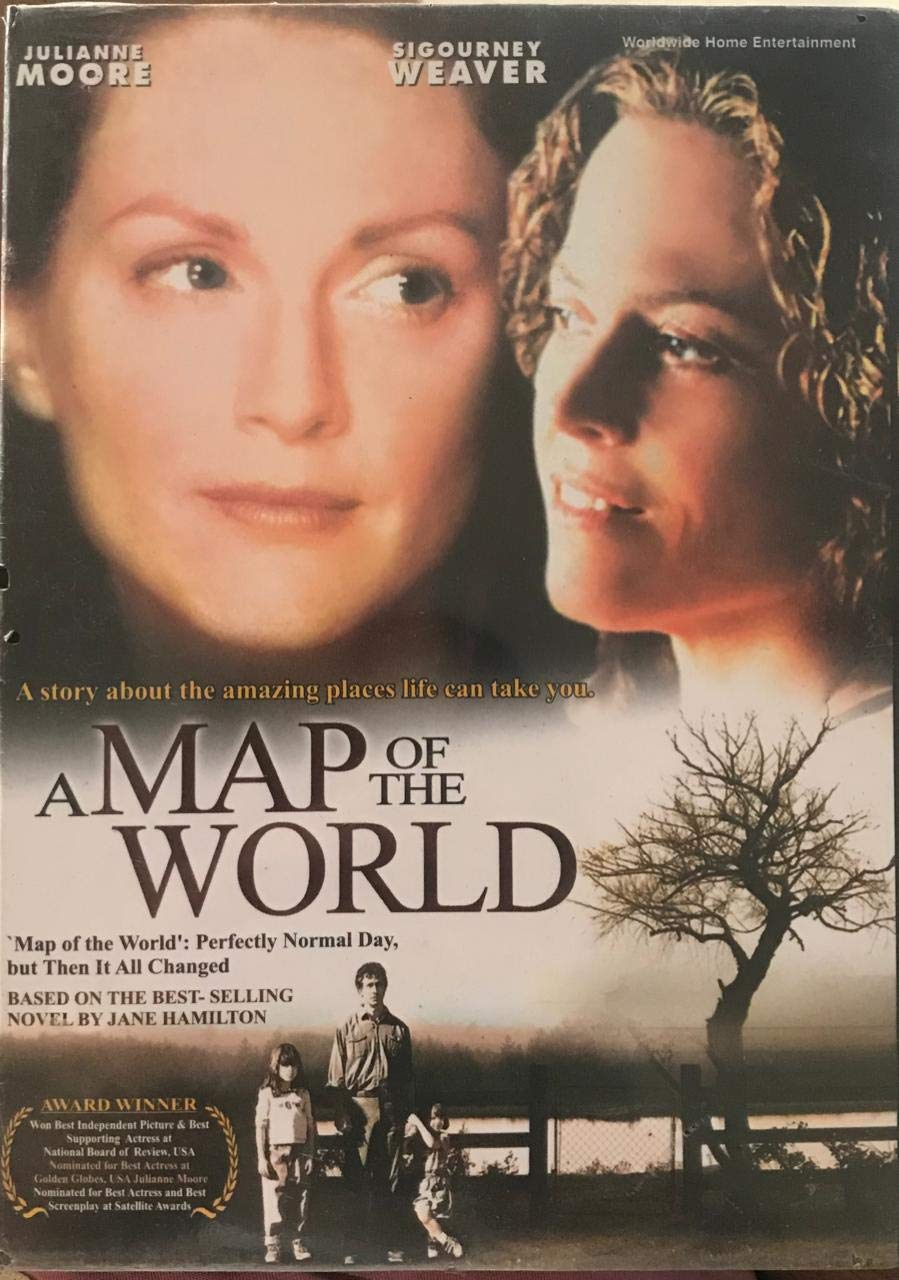Amazon In Buy A Map Of The World Dvd Blu Ray Online At Best