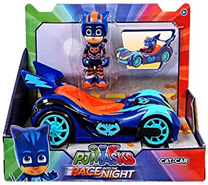 PJ Masks Race Into The Night Cat-Car