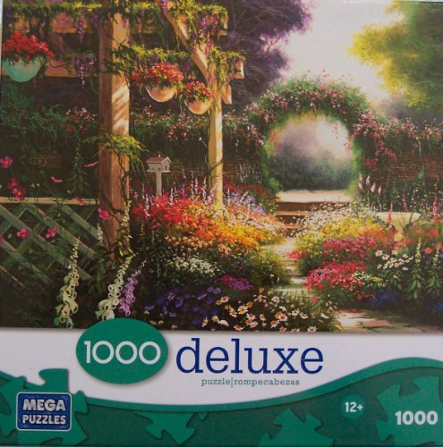 Deluxe Tapestry (Floral Tapestry 1000 Deluxe Piece Jigsaw Puzzle)