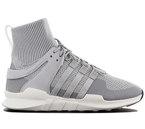 the best attitude be7d4 879e1 adidas Mens EQT Support Adv Winter Fitness Shoes, Grey GridosFtwbla, 3.5  UK
