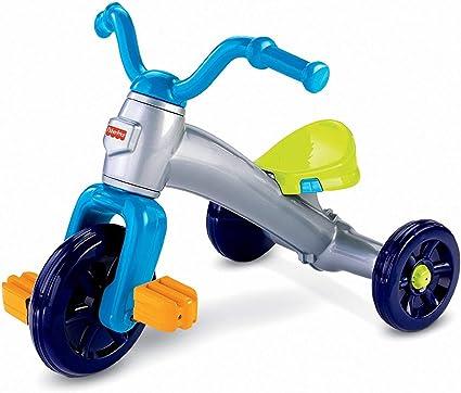 Amazon.com: Triciclo Fisher-Price con asiento y pedales ...