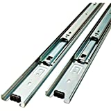 Liberty  D80614C-ZP-W 14-Inch Ball Bearing Drawer Slides