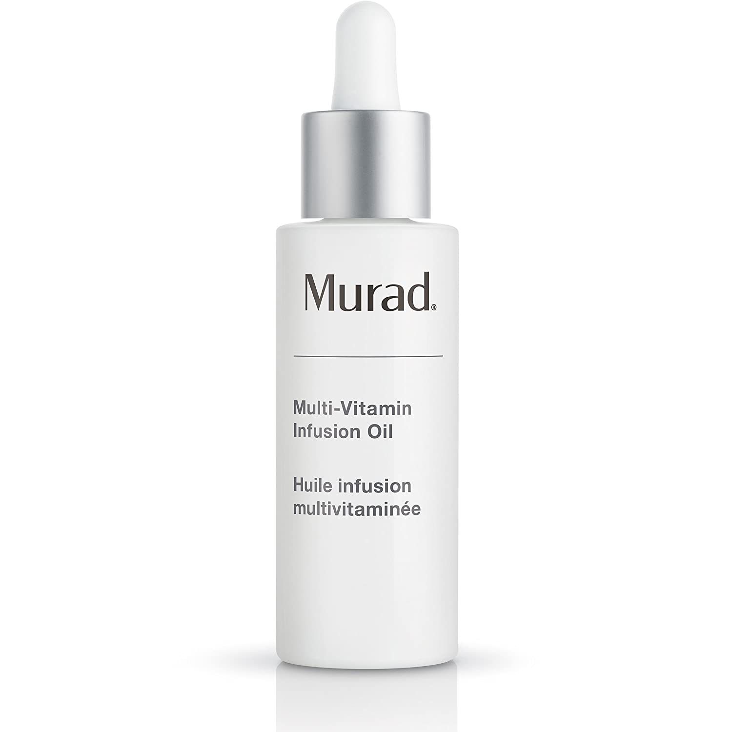 Murad Murad Multi-Vitamin Infusion Oil - (1.0 fl oz) Revolutionary Treatment Oil Powered by 6 Key Vitamins A through F to Target Signs of Aging and Boost Hydration for a Youthful Looking Complexion