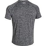 Under Armour Men's Tech Short Sleeve T-Shirt, Black