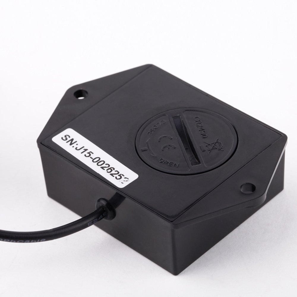 KKmoon LCD Digital Tacómetro/hora Medidor Calibrador Impermeable Bujías Gas Motor Motos ATV: Amazon.es: Coche y moto