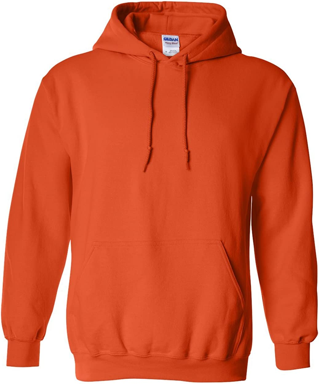 Gildan Mens Heavy Blend Fleece Hooded Sweatshirt G18500