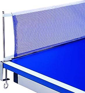 Kounga Unisexe Giant Dragon de Tennis de Table Post et Ensemble de Filet, Bleu, Taille Unique