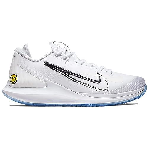 5e99a5f5ef7c7 Amazon.com | Nike Womens Air Zoom Zero Tennis Shoe (10 B US, White ...