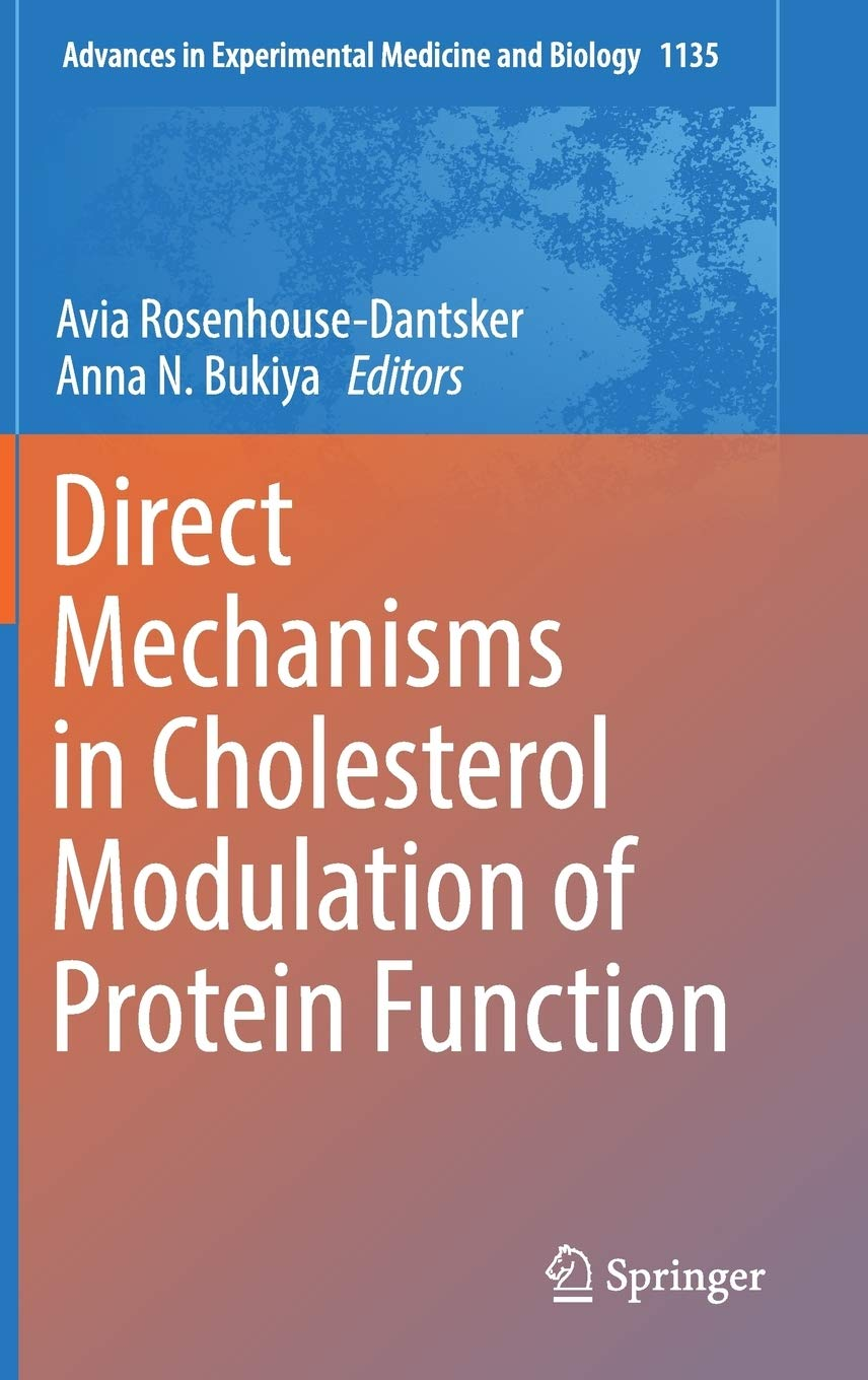 Direct Mechanisms in Cholesterol Modulation of Protein ...