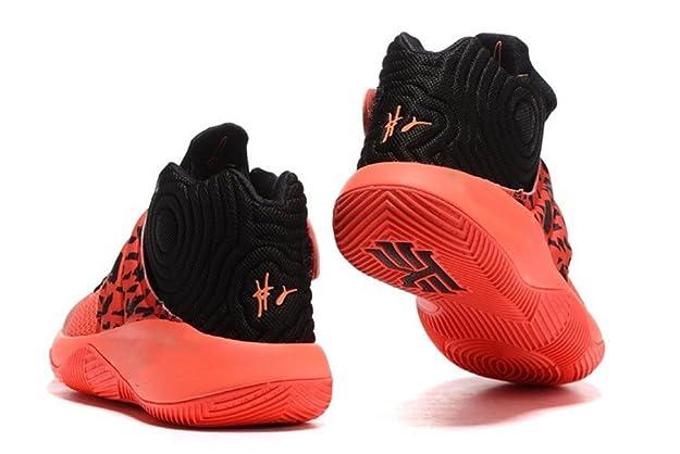 Kyrie 2 (GS) Women s Shoes Bright Crimson Atomic Orange Fabric Sports Shoes   Amazon.ca  Shoes   Handbags b5b9e8439f