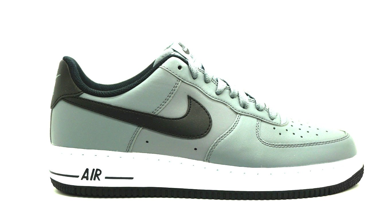 e6deedbf603 Galleon - Nike Air Force 1 Mens Basketball Shoes 488298-086 Grey 12 M US