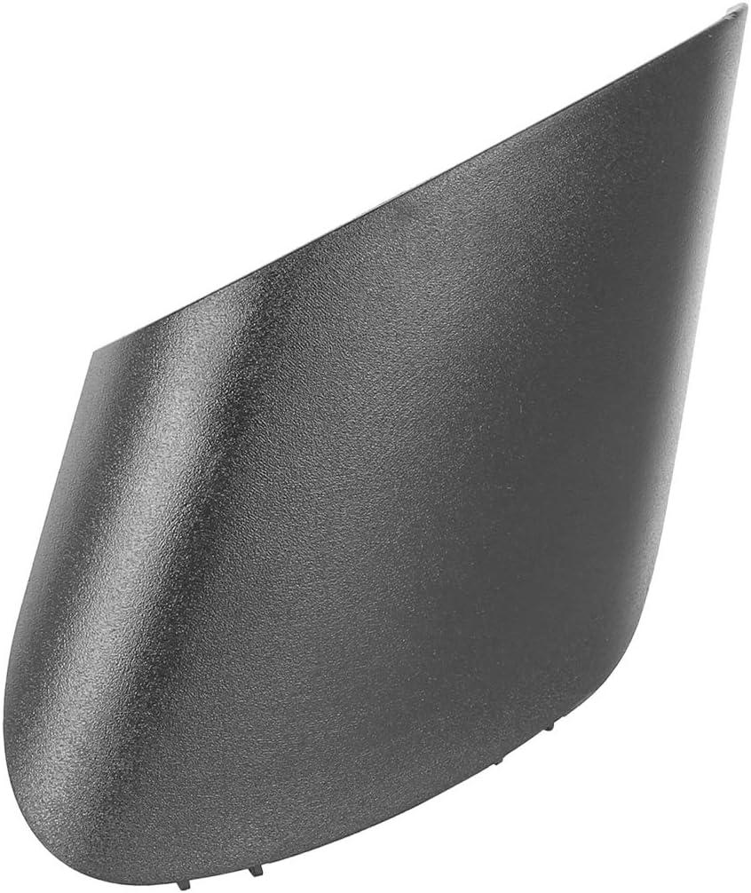 X AUTOHAUX Automotive Seitenspiegel Abdeckung f/ür linke Hand