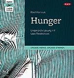 Hunger: Ungekürzte Lesung mit Uwe Friedrichsen (1 mp3-CD)