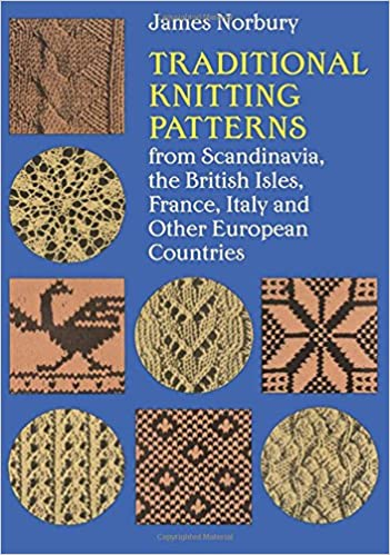 Traditional Knitting Patterns From Scandinavia The British Isles