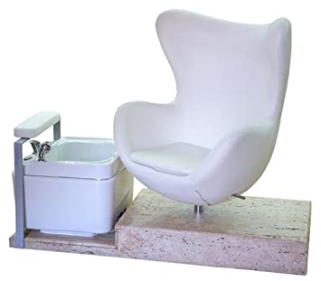 SILLÓN PEDICURA CON BAÑERA SPA MODELO PALLADIUM: Amazon.es ...