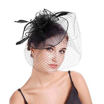 Fascinator Cappelli per le Donne 18e6ee737c82