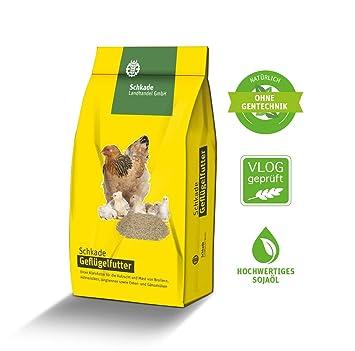 Legehennenfutter Rovomil Gegen Milben Haustierbedarf 25kg Gesackt