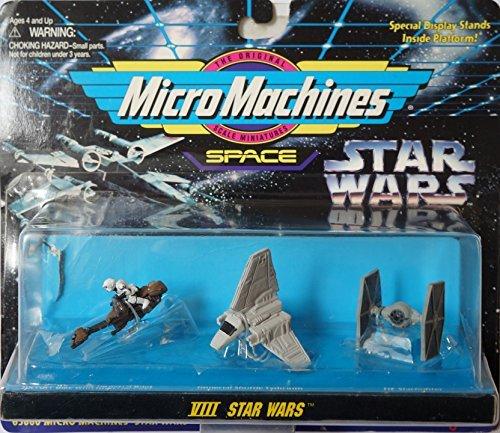 Star Wars Micro Machines Collection VIII