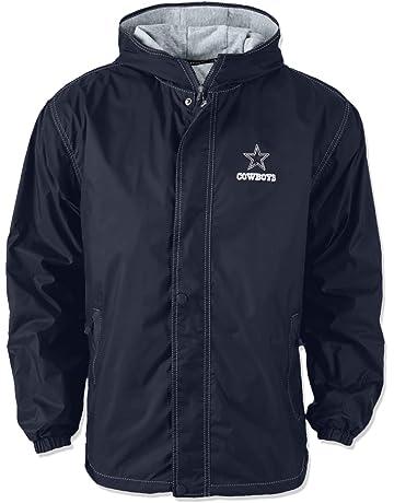 Dunbrooke Apparel NFL Legacy Nylon Hooded Jacket 058bebf31