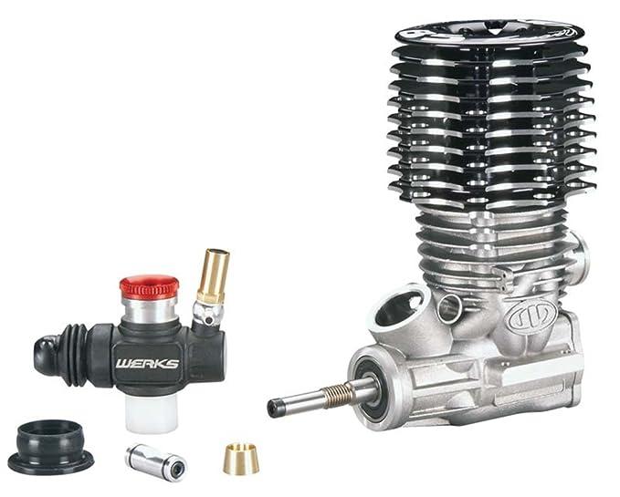 Werks Racing TL21B5 Werks B5 .21 Off Road Turbo Buggy Engine