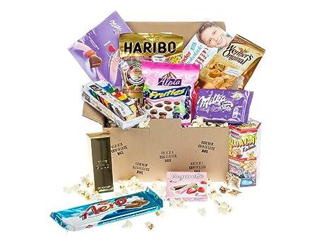Caja de dulces y chocolates alemanes - Surtido n.º 3
