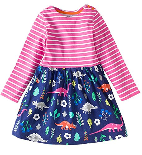 Pink Rabbit Dress - 6